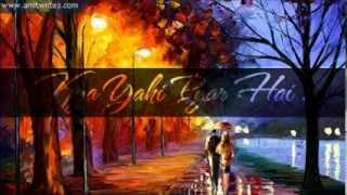 Sitar Instrumental - Kya Yahi Pyar Hai
