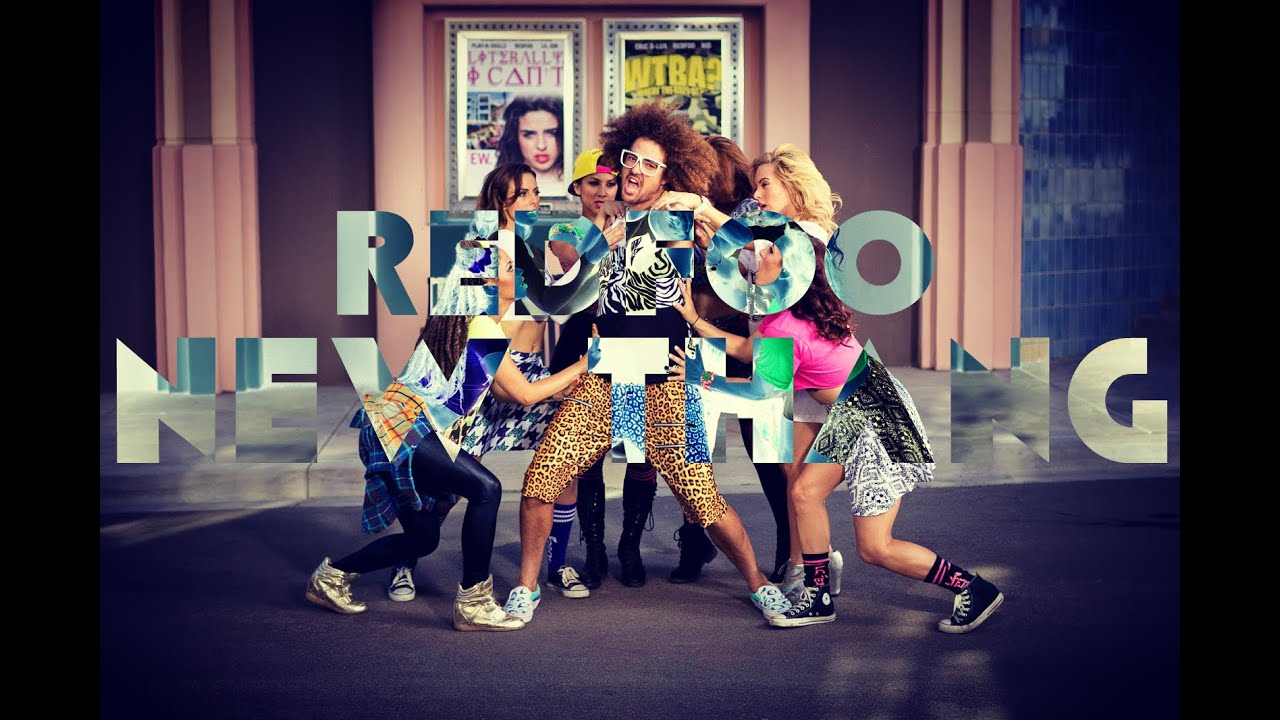 Redfoo new thang - 2 4