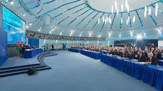 """""""Народ устал ждать результатов"""" - Лукашенко рассчитывает на победы белорусов на Европейских играх"""