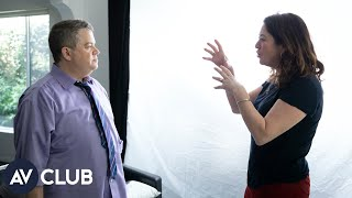 Patton Oswalt On Survivors, Grief, And I'll Be Gone In The Dark