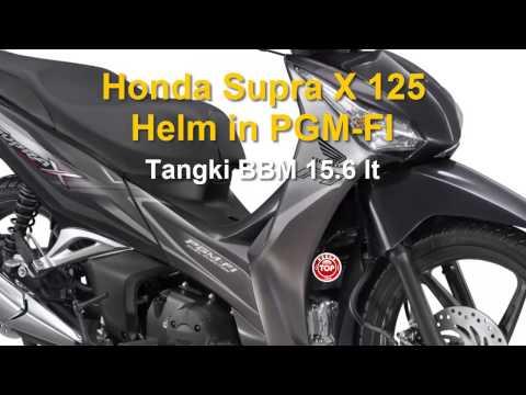 Harga Honda Supra X 125 Helm In Pgm Fi Standard Spesifikasi