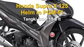 Video Honda Supra X 125 Helm in PGM FI Harga Dan Spesifikasi download MP3, 3GP, MP4, WEBM, AVI, FLV Agustus 2018