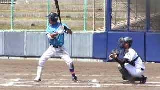 沖縄高校野球:交流練習試合[01]