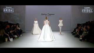 48ec73233ea9 Cristina Tamborero 2020  sfilano a Barcellona i nuovi abiti da sposa e da  cerimonia