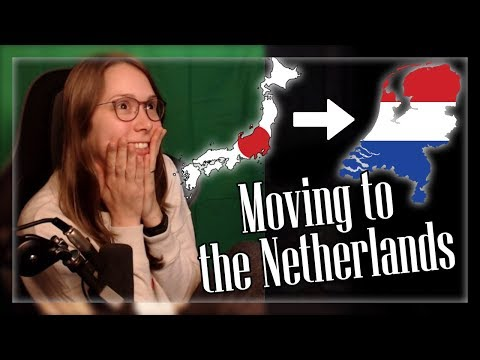 I'm moving to the Netherlands in 3 months!