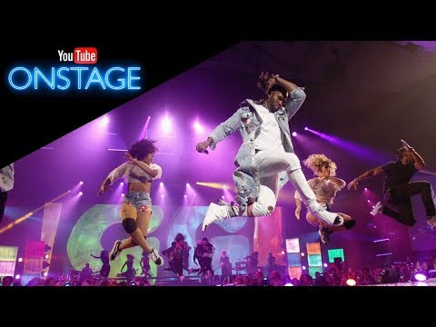 "Thumbnail: YouTube OnStage: ""Swalla"" - Jason Derulo featuring Matt Steffanina & crew"