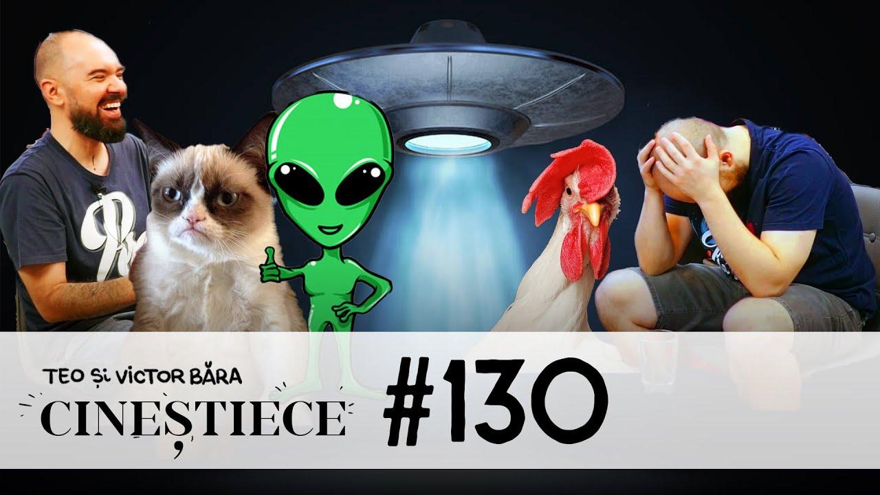 #130 | Vrei să fii găină sau pisică? | CINEȘTIECE Podcast cu Teo și Victor Băra