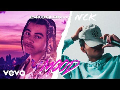 24kGoldn - Mood ft. NCK (Official Audio)