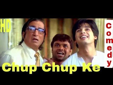 Chup Chup Ke - Best comedy Shahid Kapoor And Raj Pal Yadav