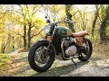 AMAZING !!! THE BAAK MOTORCYCLES CUSTOM TRIUMPH BONNEVILLE T120