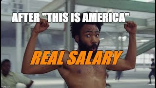 """How Rich is Childish Gambino after """"This is America? Real earnings, net worth"""
