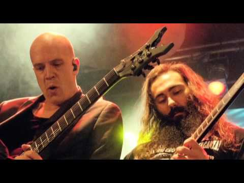 Devin Townsend Project - By A Thread: Deconstruction Photo Slide Show