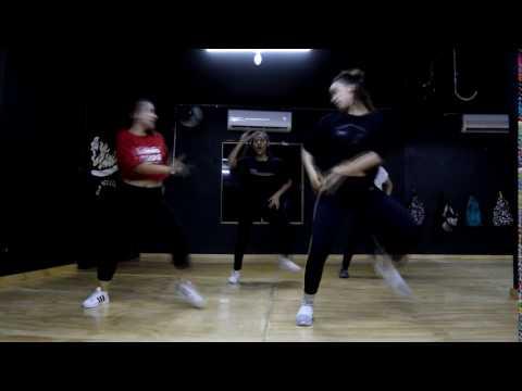 BONITA- J Balvin Ft. Jowell y Randy / Choreography by Josué Machad