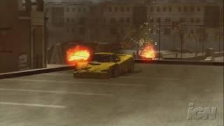 Stuntman: Ignition PlayStation 3 Gameplay - Exotic Stunts