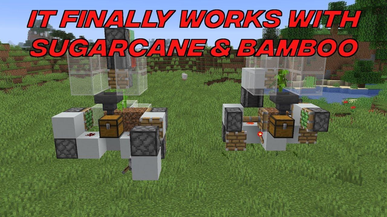Fast Industrial Sugar Cane Bamboo Farm 1 14 Youtube