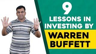 9 Investing Lessons fŗom Warren Buffett | ETMONEY