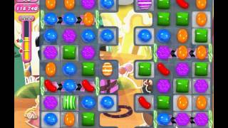 Candy Crush Saga level 682 (3 star, No boosters)