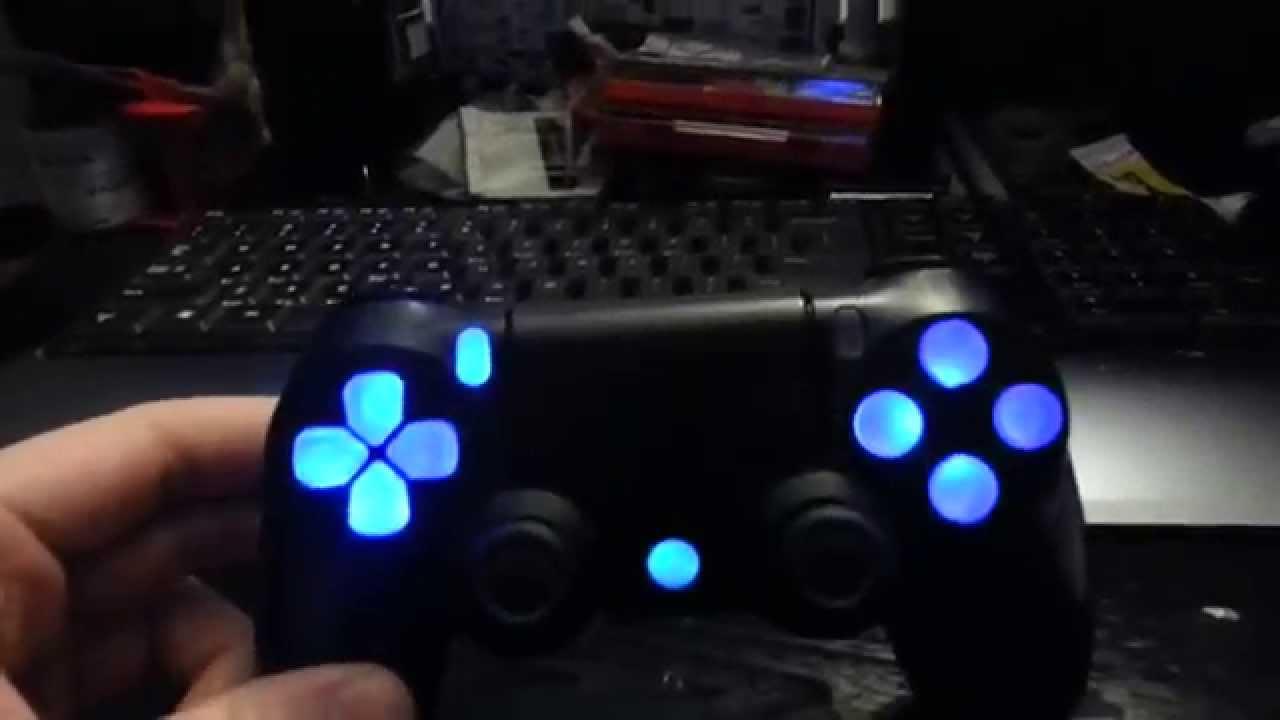 Ps4 Controller Blinkt Hellblau