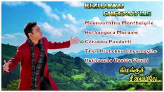 kizhakku cheemayile tamil movie songs audio jukebox vijayakumar radhika napoleon ar rahman