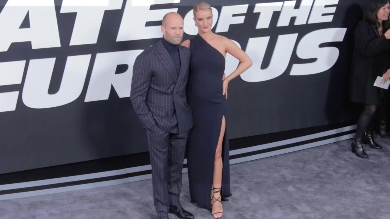 Rosie Huntington-Whiteley and Jason Statham Welcome Their First Baby
