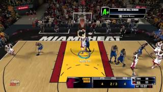 NBA 2k14 Center PF: Rebounding tips