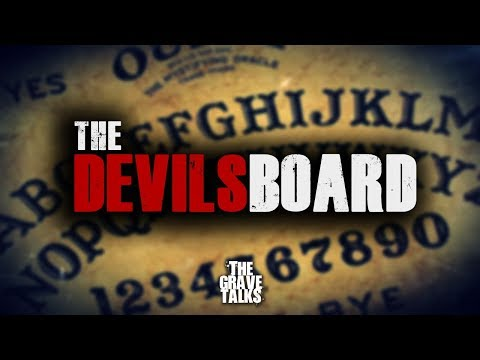 The Devils Board | Ghost Stories, Paranormal, Supernatural, Hauntings, Horror