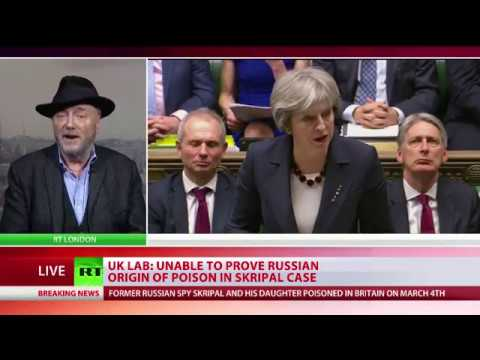 "Galloway: ""For a Foreign Secretary to lie it must mean resignation"""
