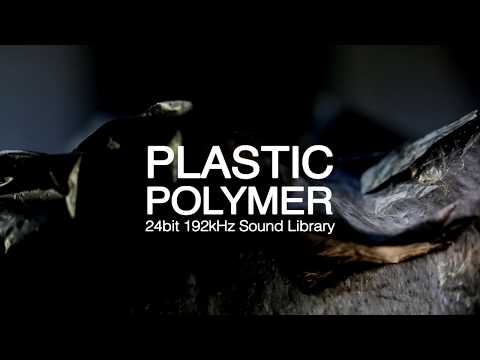 PLASTIC POLYMER Sound Library
