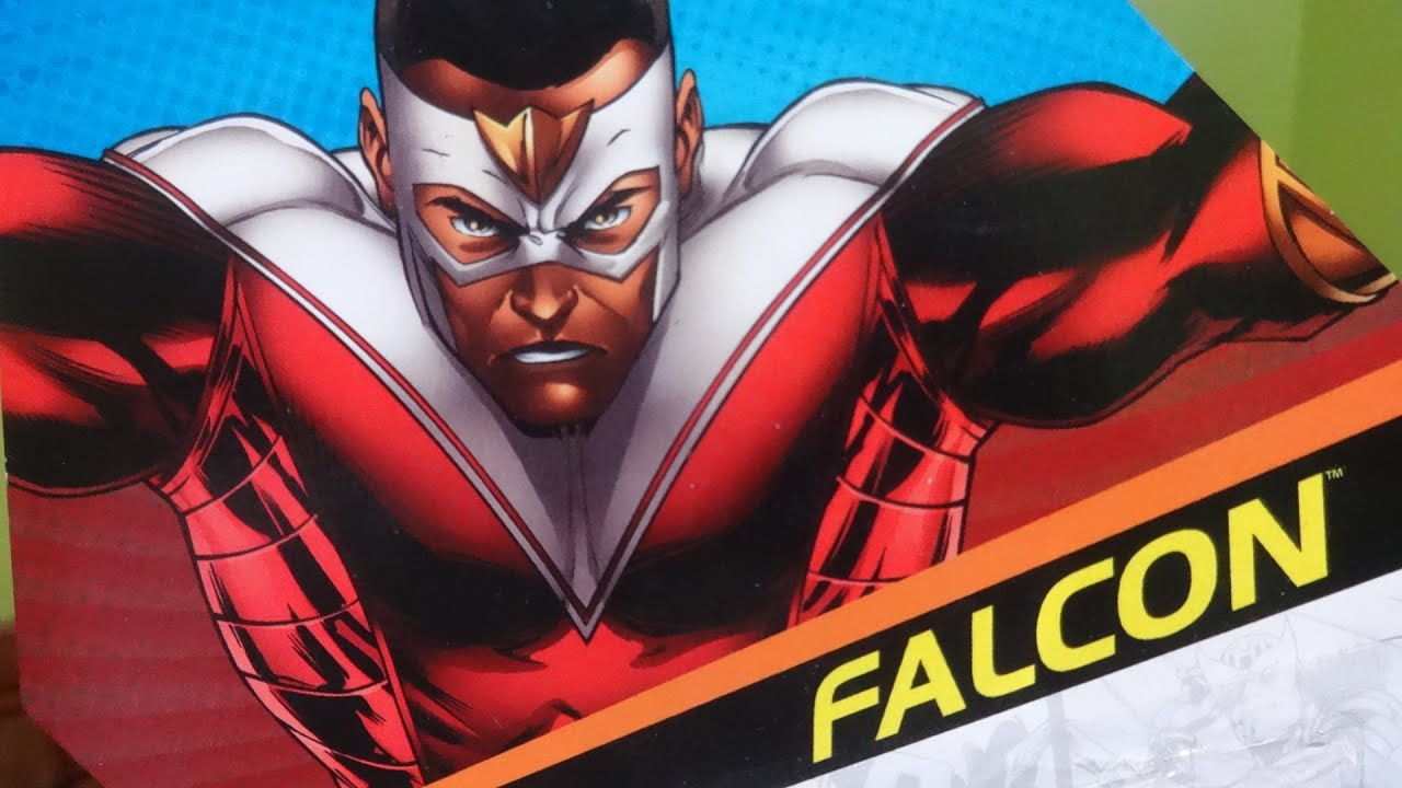Download Wallpaper Marvel Falcon - maxresdefault  Collection_916640.jpg