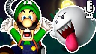 ✯ Mario & Luigi: PAPER JAM ✯ | Ep 45: ¡El PANTÁNO de los BOO! [FULL HD|60fps]