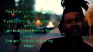 The Weeknd - The Hills Karaoke