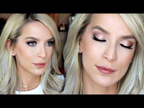 Drugstore Wedding Makeup Tutorial | Maid of Honor
