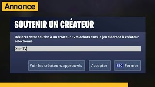 I paid YouTube for PUB my Fortnite Creator Code...