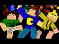 Minecraft FESTA FANTASIA Casa Dos Youtubers 12