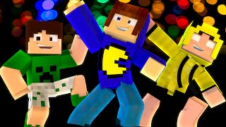 Minecraft: FESTA FANTASIA !! - Casa Dos Youtubers #12