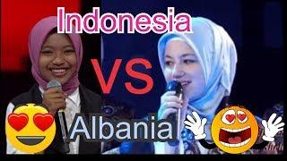 Download lagu SHARLA & Selma Bekteshi.. Dapatkah Anda Membandingkan Mana Yang Lebih Bagus..