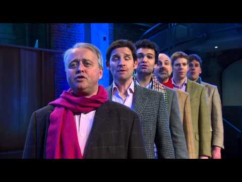 The King's Singers - The Little Drummer Boy