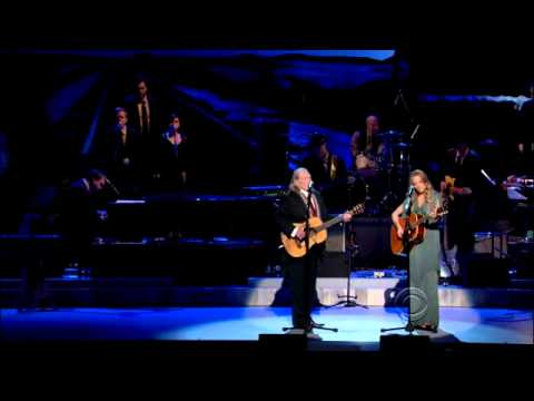 Sheryl Crow & Willie Nelson - 'Today I Started Lovin' You Again'