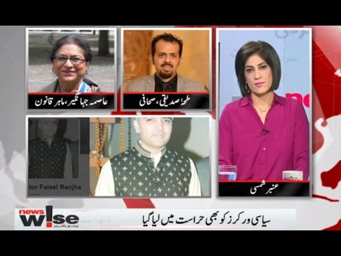 "Newswise - May 22, 2017 ""Cyber Crime Bill, Panama JIT 1st Report"""