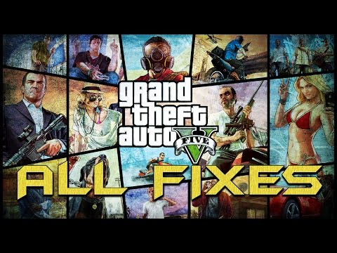 Fix to all the possible ERRORS in Grand Theft Auto 5  ( GTA 5 ) ( PC )