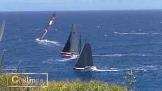 2019 Antigua Bermuda Race Start