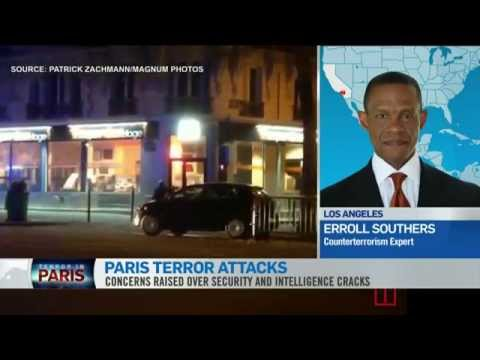 Dr. Erroll Southers on CTV News Channel