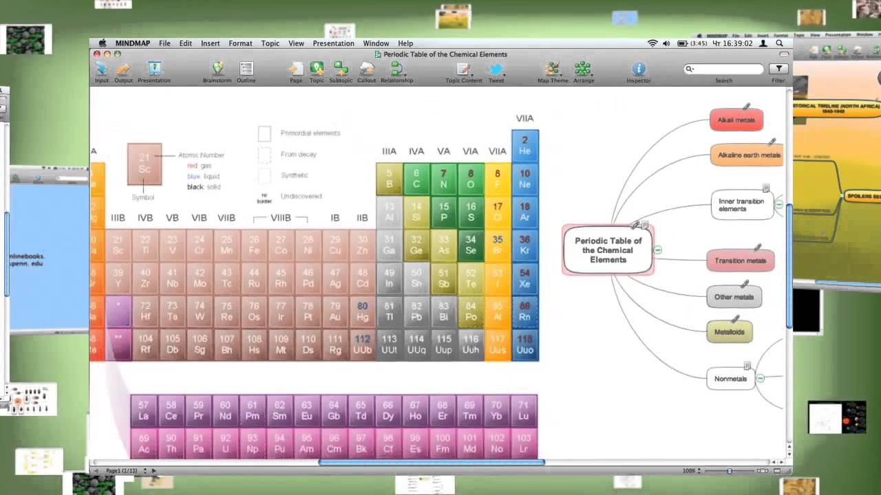 conceptdraw mindmap v8 video lessons advanced level - Conceptdraw Mind Map