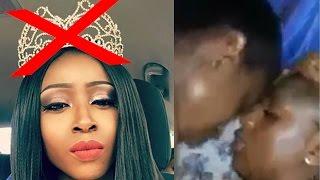 Chidinma Okeke Reacts To Leaked Lesbian Adult Film