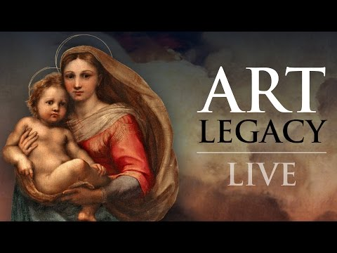 Art Legacy Live – Where Famous Paintings come to Life (app by LANDKA®)