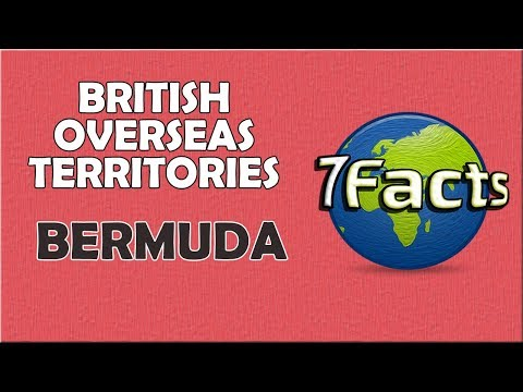 7 Facts about Bermuda