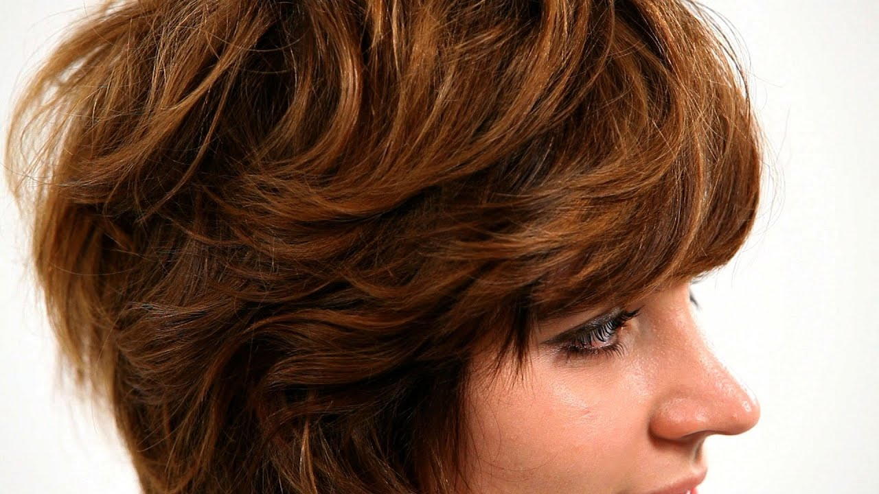How To Style A Bob Cut Short Hairstyles YouTube - Short hairstyle bob cut