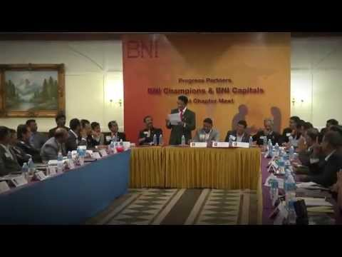 BNI Champions & BNI Capital Joint Chapter Meet