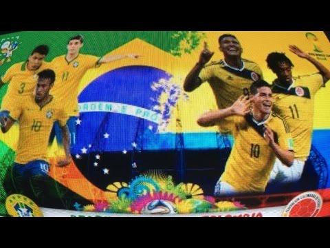 Brazil Vs Colombia Live