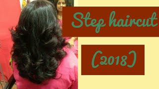 Best hairs in step  haircut in curly hairs(2018)